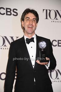 "Jason Robert Brown wins  Best Original Score  & Best Orchestrations for ""Bridges of Madison County"" photo by Rob Rich/SocietyAllure.com © 2014 robwayne1@aol.com 516-676-3939"