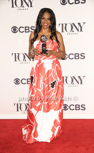 """Audra McDonald (from """"Lady Day at Emerson's Bar & Grill"""") wins Best Performance by an Actress in a Leading Role in a Play"""