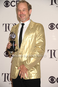"""Kevin Adams wins Best Lighting Design in a Musical for his work on """"Hedwig and the Angry Inch"""" photo by Rob Rich/SocietyAllure.com © 2014 robwayne1@aol.com 516-676-3939"""