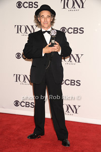 """Mark Rylance wins for Best Performance by an Actor in a Featured Role in a Play for """"Twelfth Night"""""""