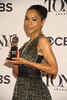 "Sohoie Okonedo (from ""A Raisin in the Sun"") wins Best Performance by an Actress in a Featured Role in a Play <br /> photo by Rob Rich/SocietyAllure.com © 2014 robwayne1@aol.com 516-676-3939"
