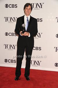 "Brian Ronan wins Best Sound Design of a Musical for ""Beautiful"""