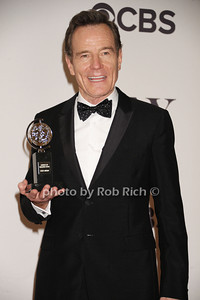 """Bryan Cranston (from """"All the Way"""")  wins for Best Performance by an Actor in a Leading Role in a Play"""