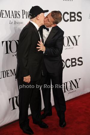 Terrence McNally and husband Tom Kirdahy photo by Rob Rich/SocietyAllure.com © 2014 robwayne1@aol.com 516-676-3939