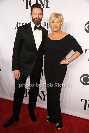Hugh Jackman,  Deborra-Lee Furness  photo by Rob Rich/SocietyAllure.com © 2014 robwayne1@aol.com 516-676-3939
