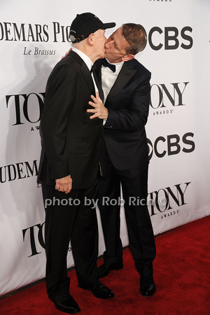 Terrence McNally and husband Tom Kirdahy photo by Rob Rich/SocietyAllure.com © 2014 robwayne1@aol.com 516-676-3939