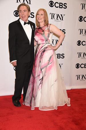 Andrew Lloyd Webber, Heather Hitchin photo by Rob Rich/SocietyAllure.com © 2016 robwayne1@aol.com 516-676-3939