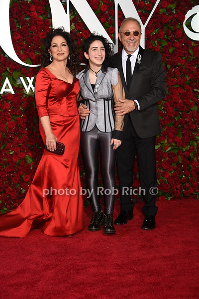 Gloria Estefan, Emily Estefan, Emilio Estefan