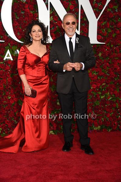 Gloria Estefan, Emilio Estefanphoto by Rob Rich/SocietyAllure.com © 2016 robwayne1@aol.com 516-676-3939