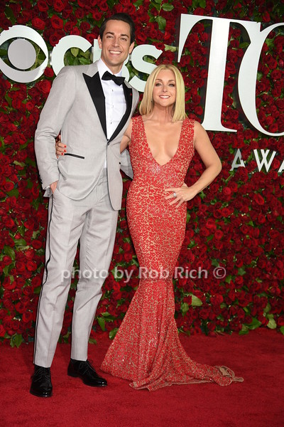 Zachary Levi, Jane Krakowski