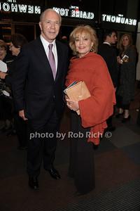 Peter Brown, Barbara Walters