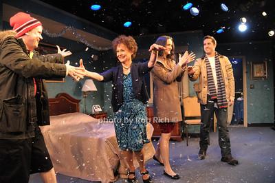 Sheffield Chastain, Carol Lawrence,Charlotte Cohn,  Jonathan Sale photo by Rob Rich/SocietyAllure.com © 2013 robwayne1@aol.com 516-676-3939