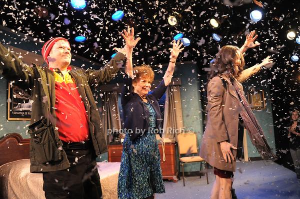 Sheffield Chastain, Carol Lawrence,Charlotte Cohn,  Jonathan Sale<br /> photo by Rob Rich/SocietyAllure.com © 2013 robwayne1@aol.com 516-676-3939