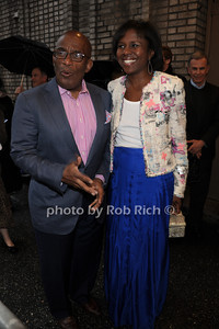 Al Roker, Deborah Roberts -photo by Rob Rich/SocietyAllure.com © 2012 robwayne1@aol.com 516-676-3939