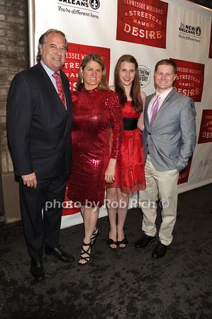 Stewart Lane, Bonnie Comley, Leah Lane, Alex Washer -photo by Rob Rich/SocietyAllure.com © 2012 robwayne1@aol.com 516-676-3939