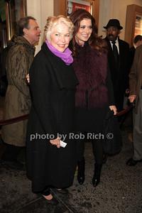 Ellen Burstyn, Debra Messing photo by Rob Rich © 2012 robwayne1@aol.com 516-676-3939