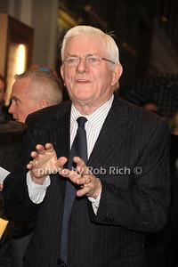 Phil Donahue photo by Rob Rich © 2012 robwayne1@aol.com 516-676-3939