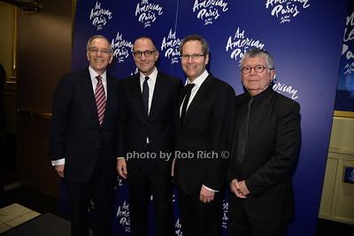 Roy Furman, Stuart Oken,Van Kaplan, Jean-Luc Choplin