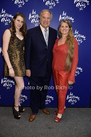 Leah Lane, Stewart Lane, and Bonnie Comley