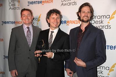 Michael Harrington, Jeannot Painchaud and Jonathan St. Onge photo by Rob Rich/SocietyAllure.com © 2014 robwayne1@aol.com 516-676-3939