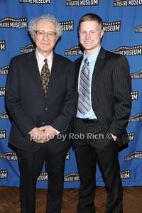 Sheldon Harnick, Alex Washer photo by Rob Rich © 2011 robwayne1@aol.com 516-676-3939