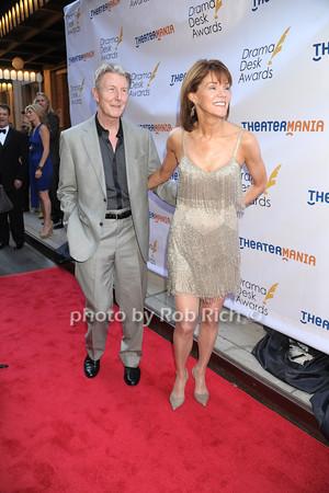 Byron Jennings and Carolyn McCormick<br /> photo by Rob Rich/SocietyAllure.com © 2014 robwayne1@aol.com 516-676-3939