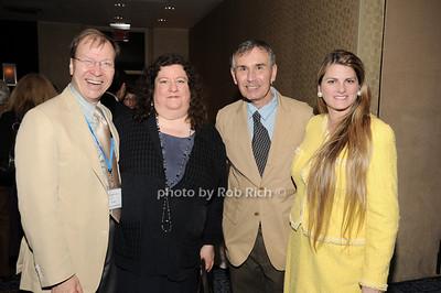Roger Danforth, Daniella Baron, Harry Neyens, Bonnie Comley all photos by Rob Rich © 2010 robwayne1@aol.com 516-676-3939