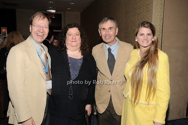 Roger Danforth, Daniella Baron, Harry Neyens, Bonnie Comley<br /> all photos by Rob Rich © 2010 robwayne1@aol.com 516-676-3939