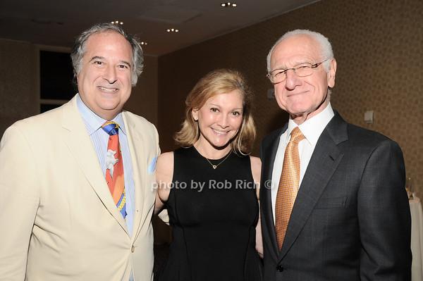 Stewart Lane,  Jerelyn Brofman, Irving Salem <br /> all photos by Rob Rich © 2010 robwayne1@aol.com 516-676-3939