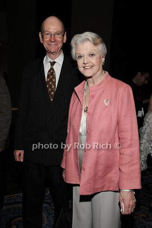 Bob Callely, Angela Lansbury<br /> all photos by Rob Rich © 2010 robwayne1@aol.com 516-676-3939
