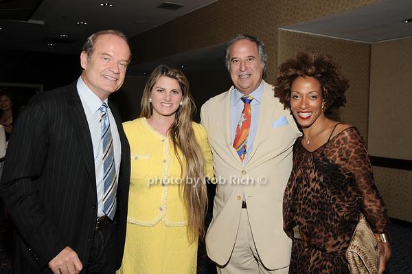 Kelsey Grammer, Stewart Lane, Bonnie Comley, Karine Plantadit<br /> all photos by Rob Rich © 2010 robwayne1@aol.com 516-676-3939