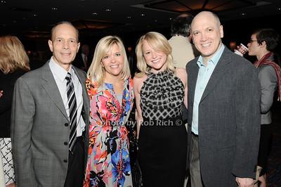 Joe Pizza, Lauren Pizza, Lindsey Schwetje, Charles Busch all photos by Rob Rich © 2010 robwayne1@aol.com 516-676-3939