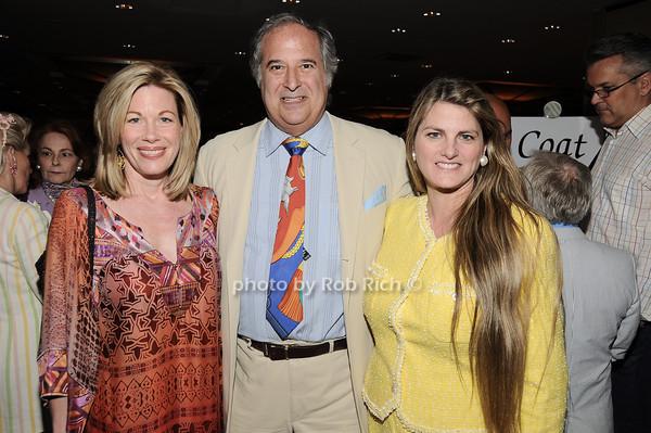 Marin Mazzie, Stewart Lane, Bonnie Comley<br /> all photos by Rob Rich © 2010 robwayne1@aol.com 516-676-3939