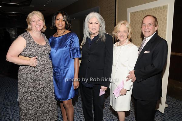 Mary Pocucek, Patricia Harmon,  Ellen Fox, Paula Mueller, Felipe Salomon<br /> all photos by Rob Rich © 2010 robwayne1@aol.com 516-676-3939