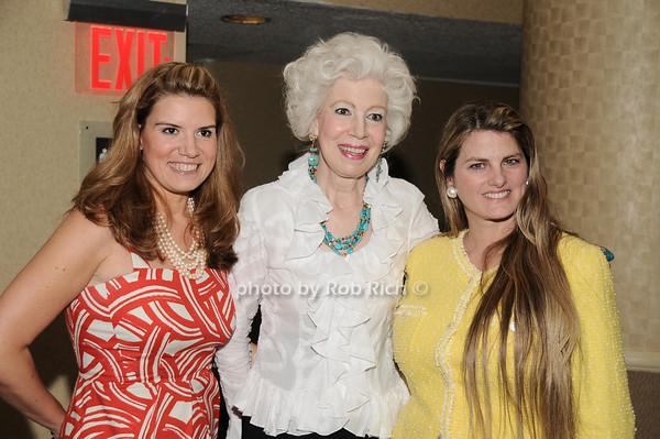 Alessa Herbosch, Jano Herbosch, Bonnie Comley<br /> all photos by Rob Rich © 2010 robwayne1@aol.com 516-676-3939