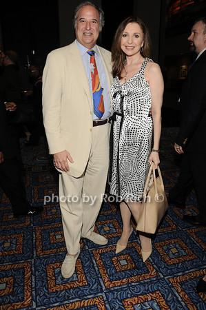 Stewart Lane, Donna Murphy<br /> all photos by Rob Rich © 2010 robwayne1@aol.com 516-676-3939