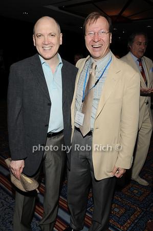 Charles Busch, Roger Danforth<br /> all photos by Rob Rich © 2010 robwayne1@aol.com 516-676-3939