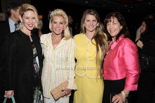 Michelle-Marie Heimemann,  CeCe Black, Bonnnie Comley, Paula Kaminsky Davis<br /> all photos by Rob Rich © 2010 robwayne1@aol.com 516-676-3939
