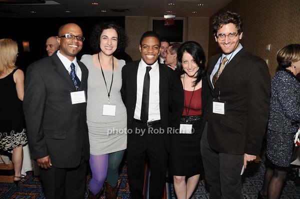Tyrone Brown,Sanaz Ghajarrahimi, John Michael Hill, Lila Neugebauer, Jeremy Bloom<br /> all photos by Rob Rich © 2010 robwayne1@aol.com 516-676-3939