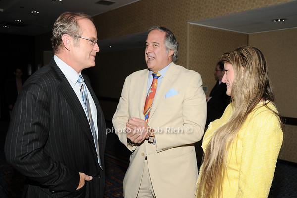 Kelsey Grammer, Stewart Lane, Bonnie Comley<br /> all photos by Rob Rich © 2010 robwayne1@aol.com 516-676-3939
