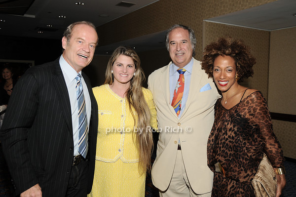 Kelsey Grammer, Stewart Lane, Bonnie Comley, Karine Plantadit<br /> all photos by Rob Rich © 2010 robwayne1@aol.com 516-676-3939