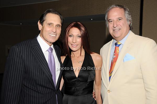 Lesly Feldman,Susan Roufberg, Stewart Lane<br /> all photos by Rob Rich © 2010 robwayne1@aol.com 516-676-3939