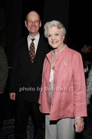 Bob Calley, Angela Lansbury<br /> all photos by Rob Rich © 2010 robwayne1@aol.com 516-676-3939