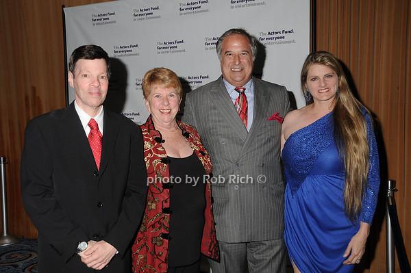 Michael Kerker, Abby,Schroeder, Stewart Lane, Bonnie Comley<br /> photo by Rob Rich © 2010 robwayne1@aol.com 516-676-3939