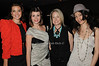 Susanna Colmenar, Paola Roman, Robin Cofer, Ester Montoro<br /> photo by Rob Rich © 2010 robwayne1@aol.com 516-676-3939
