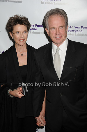 Annette Bening, Warren Beatty<br /> photo by Rob Rich © 2010 robwayne1@aol.com 516-676-3939