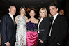 Jonathan Tisch, Lizzie Tisch, Lucy Liu, Paula Gallagher,Peter Gallagher<br /> photo by Rob Rich © 2010 robwayne1@aol.com 516-676-3939