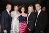 Jonathan Tisch, Lizzie Tisch, Lucy Liu, Paula Gallagher,Peter Gallagher<br /> photo by Rob Rich © 2010 robwayne1@aol.com 516-676-3939