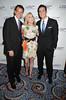 Brian Stokes Mitchell, Jane Krakowski, Cheyenne Jackson<br /> photo by Rob Rich © 2010 robwayne1@aol.com 516-676-3939