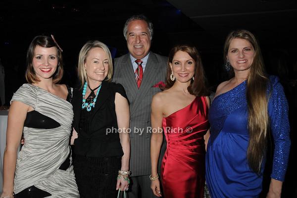 Paula Roman, Robin Cofer, Stewart Lane, Jeanne Shafiroff, Bonnie Comley<br /> photo by Rob Rich © 2010 robwayne1@aol.com 516-676-3939